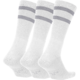 Nike SB Crew Sock White/Wolf Grey 3 Pack