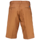 Dickies Industrial Work Shorts Slim Brown Duck