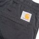 Carhartt WIP Madison Jogger Black (rinsed)